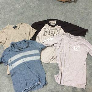 Shirts - Men's medium skate shirts